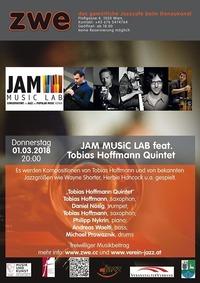 JAM MUSiC LAB feat. Tobias Hoffmann Quintet@ZWE