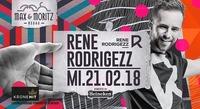 Rene Rodrigezz - im Max & Moritz