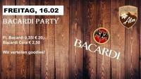 Bacardi Party@Manglburg Alm