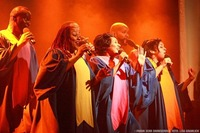 The Original USA Gospel Singers & Band@Helmut-List-Halle