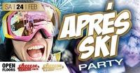 Apres Ski Party@Cheeese