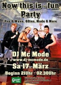 Now this is (a) fun Party@Gösserbräu Bregenz