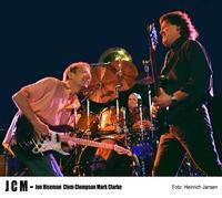 JCM feat. Jon Hiseman, Clem Clempson & Mark Clarke@Porgy & Bess