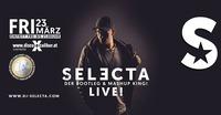 DJ Selecta Live!@Excalibur