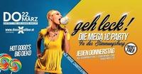GEH LECK! Die Mega 1€ Party - Jeden Donnerstag@Excalibur