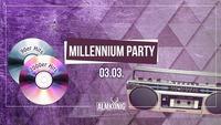 Millennium Party@Almkönig