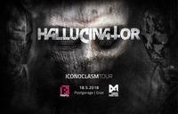 Hallucinator Iconoclasm Tour pres. by Dark Matter@Postgarage