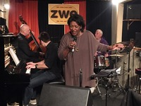 Markus Gaudriot Trio feat. Carol Alston@ZWE