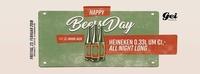 Happy Beersday im GEI Musikclub, Timelkam@GEI Musikclub