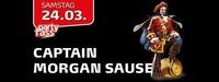 Captain Morgan Sause@Partyfass