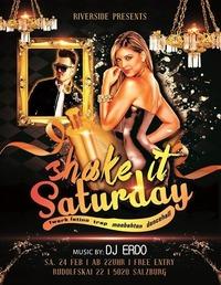 # Shake it Saturday #@Riverside