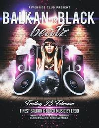 # BALKAN VS. BLACK #@Riverside