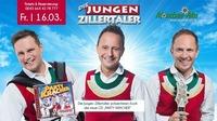 Die Jungen Zillertaler LIVE@Mondsee Alm