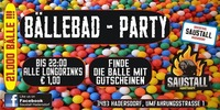 Bällebad Party@Saustall Hadersdorf