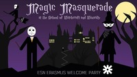 ESN Welcome Party: Magic Masquerade@Postgarage