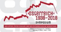 Symposium Österreich 1938 – 2018@Brick-5