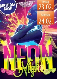 Neon Night@Mondsee Alm
