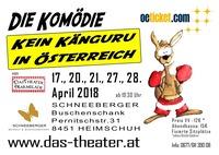 Komödie: Kein Känguru in Österreich@Buschenschank Schneeberger