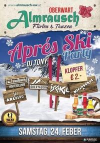 Aprés Ski Party@Almrausch