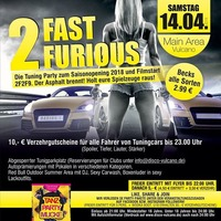 2 Fast 2 Furious@Vulcano