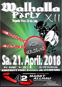 Walhalla Party@Eventarena A2