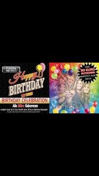 Birthday Celebration@Partymaus