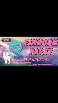 Einhorn Party@Partymaus
