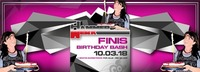 Finis Birthday Bash@Hammerwerk
