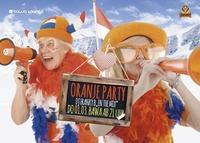 Oranje Party 2018@Nightzone Zillertal