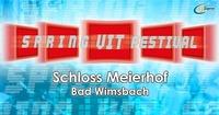 Spring Vit Festival 2018@Schloss Meierhof