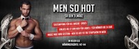 MEN SO HOT - Die Stripshow@Ride Club