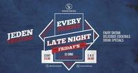 Scotch Lounge x Late Night Friday's