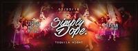 Simply Dope / La Noche Del Tequila / 02.03. / City Club Vienna@Club Nautica