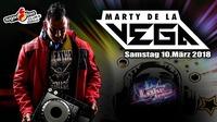 Marty de la Vega live im Sugarfree-Ried