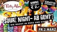 SourZ Night ab GehtZ@Party Alm Hartberg