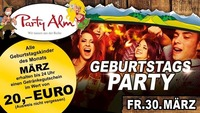 Geburtstags Party@Party Alm Hartberg