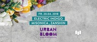 Electric Indigo, Zanshin, Misonica | URBAN BLOOM Festival@The Loft