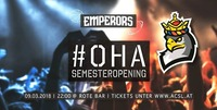 OHA - Emperors Semesteropening@Viennas First 90ies Club