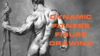 Dynamic Fitness Figure Drawing@Mon Ami