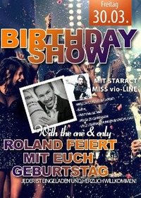 Rolands Birthday Bash@Mondsee Alm