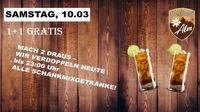 1+1 Gratis@Manglburg Alm