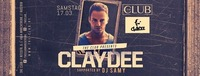 Claydee live on Stage @TheClub@Club Liberty