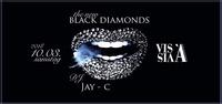 BLACK DIAMONDS  Saturday Nights@Vis A Vis