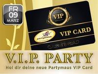 VIP Card – Party@Partymaus Wörgl