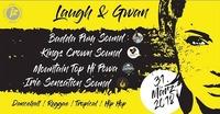 Laugh & Gwan Round #1@Jederzeit Club Lounge