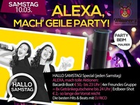 Alexa, mach geile Party!@Maurer´s