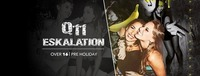 Q11 Eskalation // Feiern die ganze Nacht +16@Johnnys - The Castle of Emotions