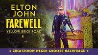 ELTON JOHN - Farewell Yellow Brick Road - Wien 2019 Zusatzshow@Wiener Stadthalle