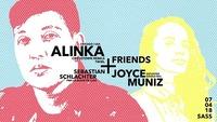 Joyce Muniz & Friends x Alinka@SASS