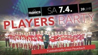 Players Party - Fussballmädls!@Fabrics - Musicclub